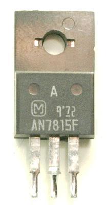 Matsushita AN7815F