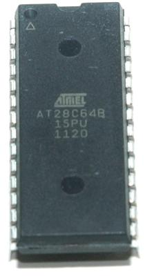 Atmel AT28C64B image