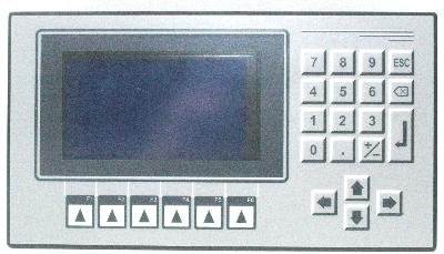 New Refurbished Exchange Repair  GRAF-SYTECO Operating Panel AT6500C517A1-A1B1F1 Precision Zone