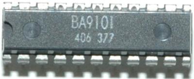 ROHM Semiconductor BA9101