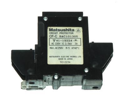 Matsushita BAC101305
