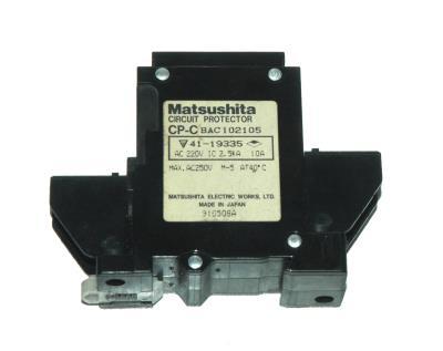 Matsushita BAC102105