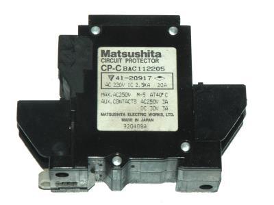Matsushita BAC112205