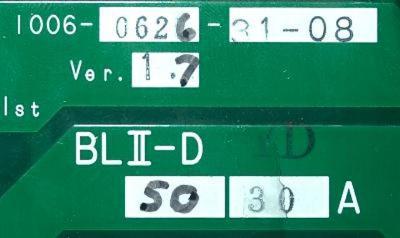 Okuma BLII-D50-30A label image