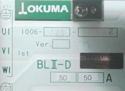 Okuma BLII-D50-50A label image