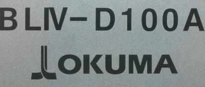 Okuma BLIV-D100A label image