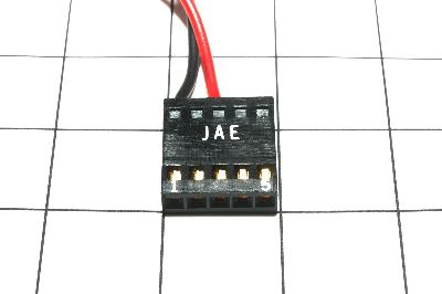 Panasonic BR-2-3A-5PIN label image