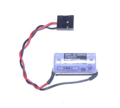 New Refurbished Exchange Repair  Panasonic Batteries BR-2-3AG-5PIN Precision Zone