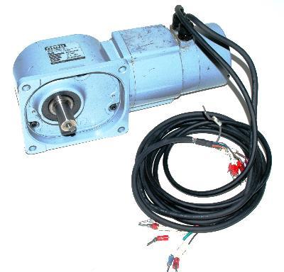 Nissei Corporation BV2-T001-3-motor