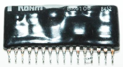 ROHM Semiconductor BX6108