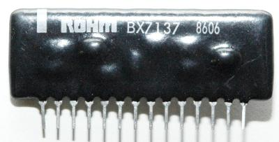 ROHM Semiconductor BX7137