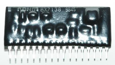 ROHM Semiconductor BX7138