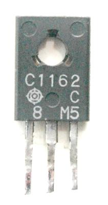 Hitachi Semiconductor C1162
