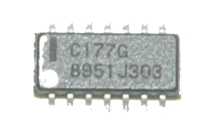 National Semiconductor C177G