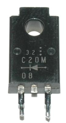 Fairchild Semiconductor C20M