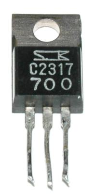 SANKEN ELECTRIC C2317