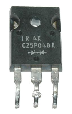 INTERNATIONAL RECTIFIER C25P048A