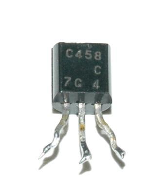 Fairchild Semiconductor C458
