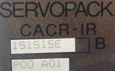 Yaskawa CACR-IR151515EB label image