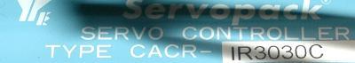 Yaskawa CACR-IR3030C label image