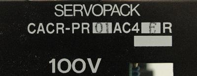 Yaskawa CACR-PR01AC4ER label image