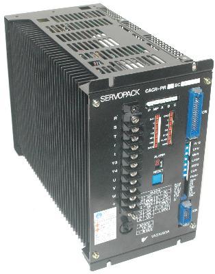 New Refurbished Exchange Repair  Yaskawa Drives-AC Servo CACR-PR03BC3BF Precision Zone