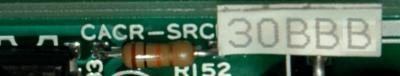 Yaskawa CACR-SRCB30BBB label image