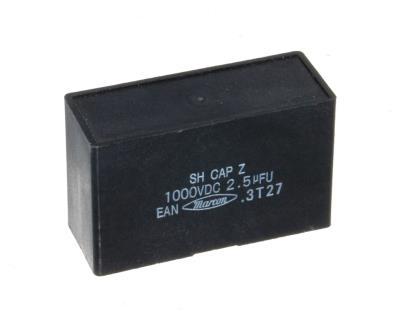 MARCON CAP-1000V-2.5UF-58-23-37