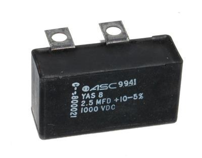 Shizuki CAP-1000V-2.5UF-60-22-35