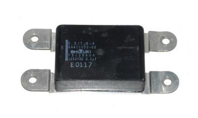Shizuki CAP-1250V-0.2UF-96-42-17