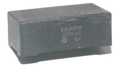 Hitachi, Ltd CAP-253V-2.2UF-55-29-20
