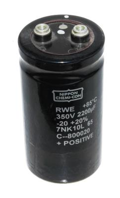 Nippon Co CAP-350V-2200UF-104-52-22