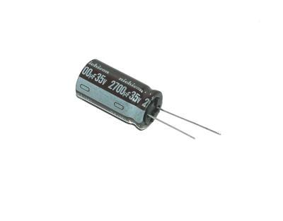 New Refurbished Exchange Repair  Nichicon Capacitors CAP-35V-2700UF-25-18-7.5 Precision Zone