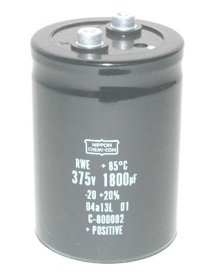 Nippon Co CAP-375V-1800UF-97-65-30