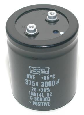 Nippon Co CAP-375V-3000UF-96-77-32