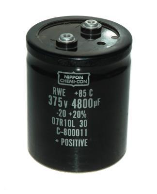 Nippon Co CAP-375V-4800UF-95.5-77-32 front image