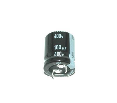 New Refurbished Exchange Repair  Nichicon Capacitors CAP-400V-100UF-25-22-10 Precision Zone