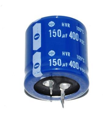 Hitachi, Ltd CAP-400V-150UF-37-30-9