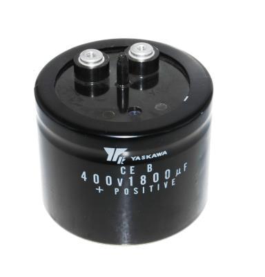 Yaskawa CAP-400V-1800UF-69-77-22