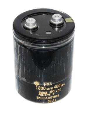 Hitachi, Ltd CAP-400V-1800UF-82-64-28