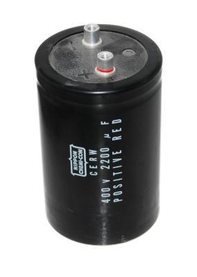 Nippon Co CAP-400V-2200UF-100-64-28.6 front image