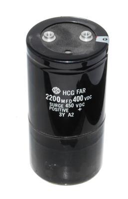 Hitachi, Ltd CAP-400V-2200UF-130-64-28