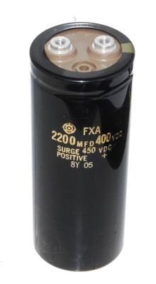 Hitachi, Ltd CAP-400V-2200UF-134-52-22