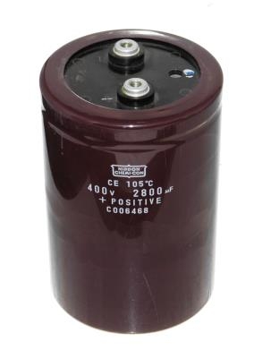 Nippon Co CAP-400V-2800UF-116-78-32 front image