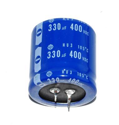 Hitachi, Ltd CAP-400V-330UF-43-35-9