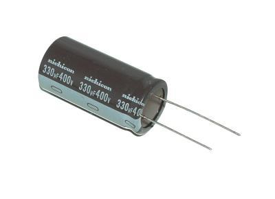 New Refurbished Exchange Repair  Nichicon Capacitors CAP-400V-330UF-50-25-12.5 Precision Zone