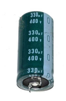 New Refurbished Exchange Repair  Nichicon Capacitors CAP-400V-330UF-55-25-9 Precision Zone