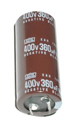 Nippon Co CAP-400V-360UF-60-26-10 front image