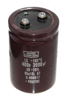 Nippon Co CAP-400V-3900UF-116-77.5-32 front image