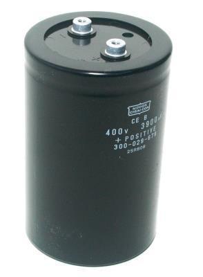 Nippon Co CAP-400V-3900UF-120-77-31 front image